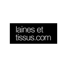 Références - Laines et tissus - Agence de communication B52 Franchises