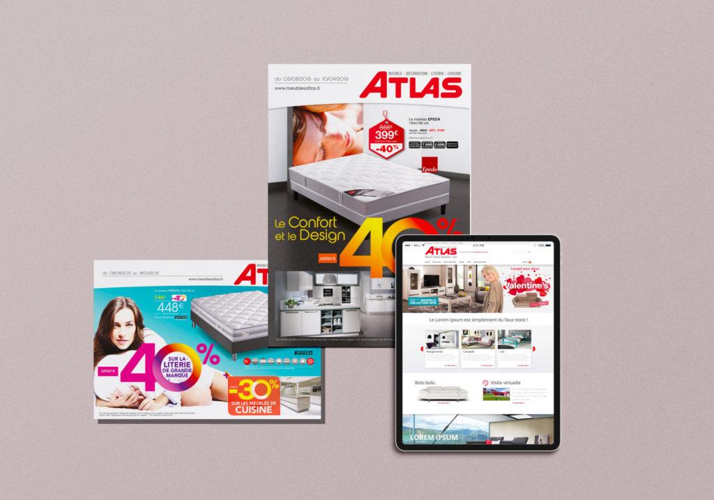 Réalisation - Print Atlas